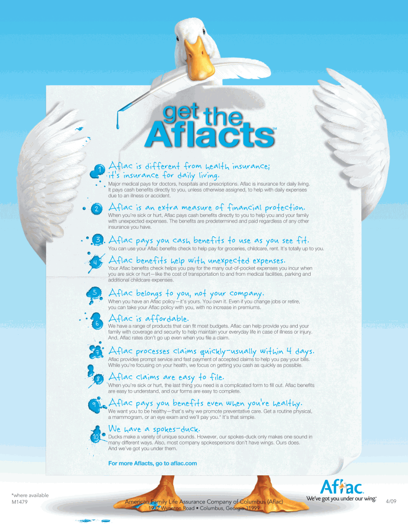 AFLAC Facts